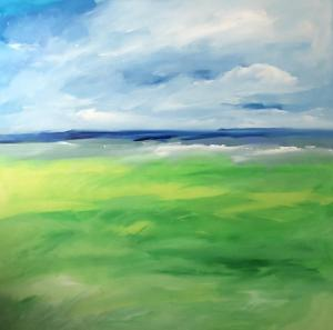 Meadow and Sea