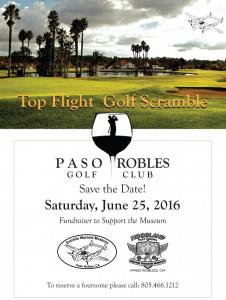 Top Flight Golf Scramble 2
