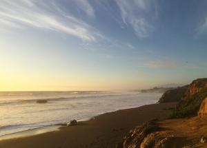 William Randolph Hearst Memorial State Beach Photo by Jill Thayer PhD